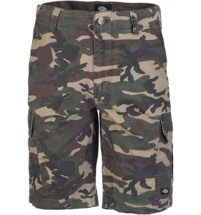"Dickies ""New York"" shortsit, camo"
