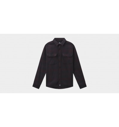 "Dickies ""Plesent hill"" maroon"